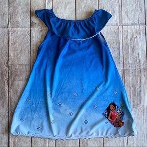 Disney princess dress girls 9/10